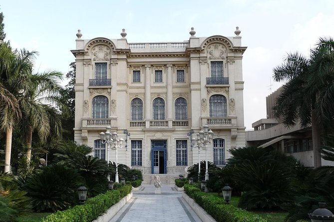 Mahmoud Khalil Museum and arts tour
