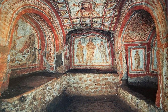Rome 2 Days Tour - Underground Catacombs, Colosseum, Vatican Museum | Fast Track photo 28