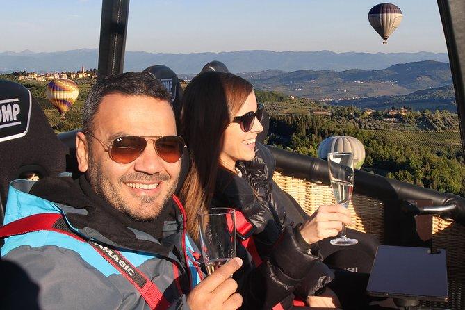 Luxury Balloon Tour in Tuscany