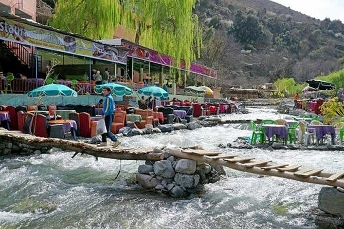 Private Day trip to Ourika valley and Setti Fatma waterfalls - Berber villages