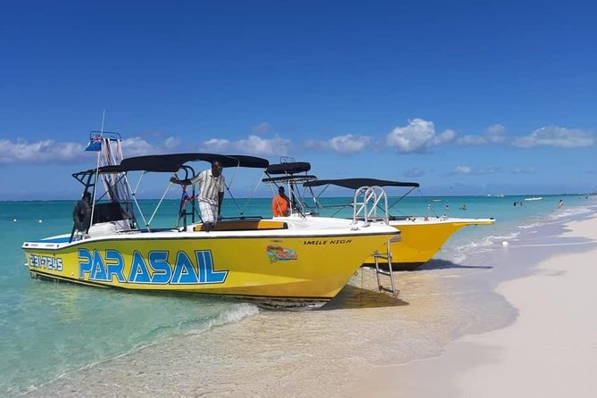 Capt Marvin Watersports / Parasail - Private Tour