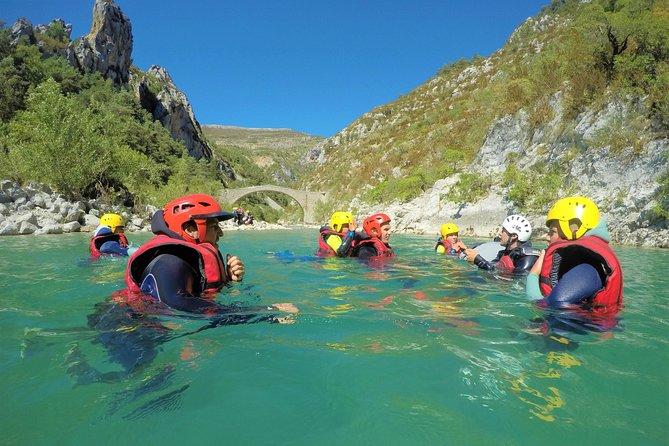 """Rando Aqua - """"Le Pont de Tusset"""" - Discovery Course"""