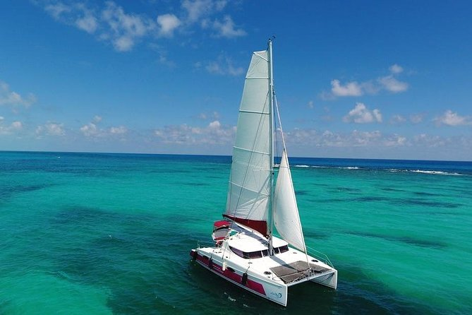 Catamaran From Cancun to Isla Mujeres