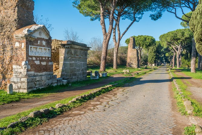 Christian Rome: Vatican Museum, Sistine Chapel & Appian Catacombs Guided Tour