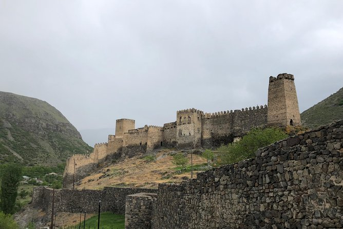 Fortresses of Southern Georgia
