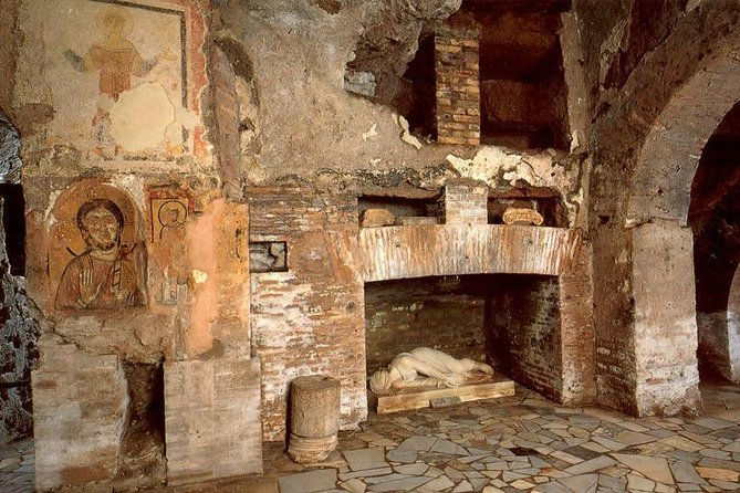 Colosseum, Ancient Rome, Underground Catacombs guided tour, Tickets & Transfer photo 20