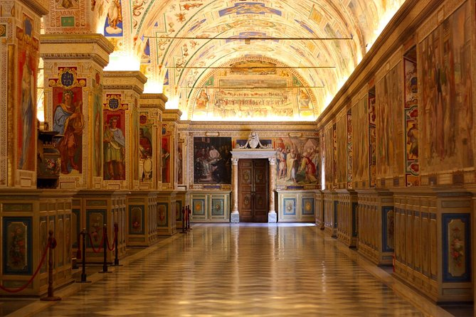 Rome 2 Days Tour - Underground Catacombs, Colosseum, Vatican Museum | Fast Track photo 16