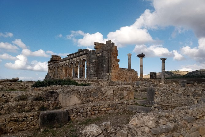 Overnight From Fez to Meknes,volubilis and chefchawen