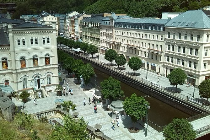 Karlovy Vary Private Spa Tour by Limousine or Minivan