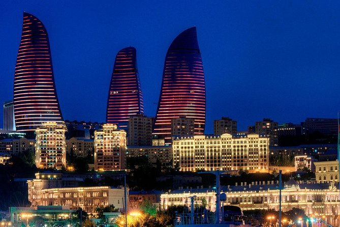 Full Day Baku Private city tour