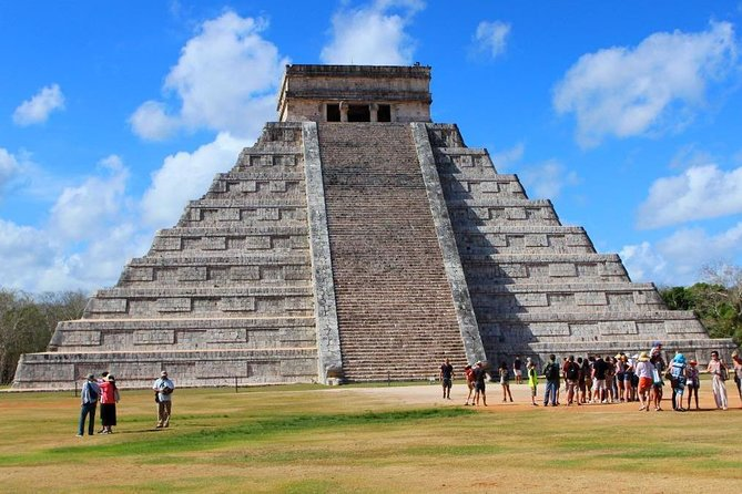 Chichen Itza Tour Departure From Cancun