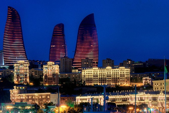 Baku Night Private Walking Tour