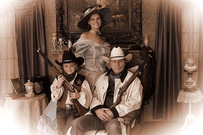 Pigeon Forge: Old Time Photo Session