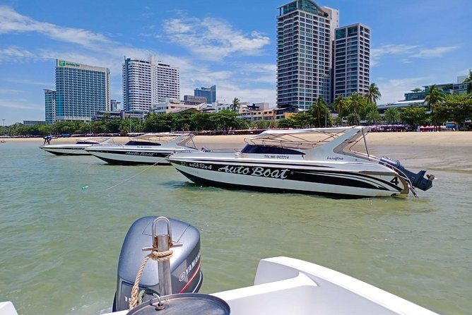 Coral Island Pattaya by Speed Boat (Meal & W/O Meal) photo 9