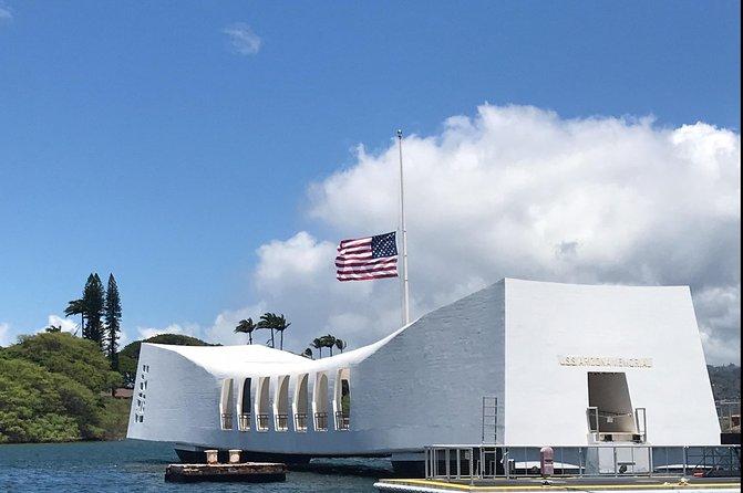 Pearl Harbor, USS Arizona and Hawaiian History Tour