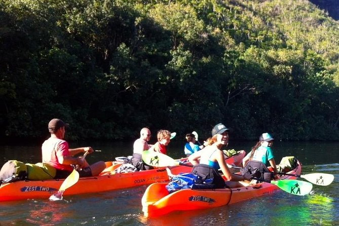 Guided Kayak Adventure on the Wailua River photo 8