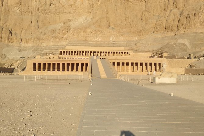 Luxor West Bank half day tour