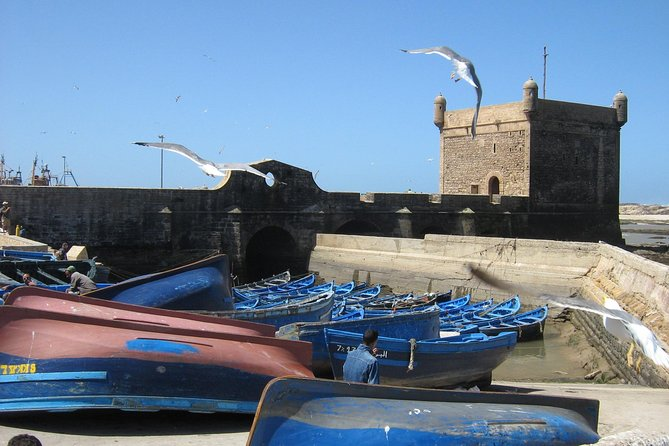 Private One day trip from Marrakech to Essaouira