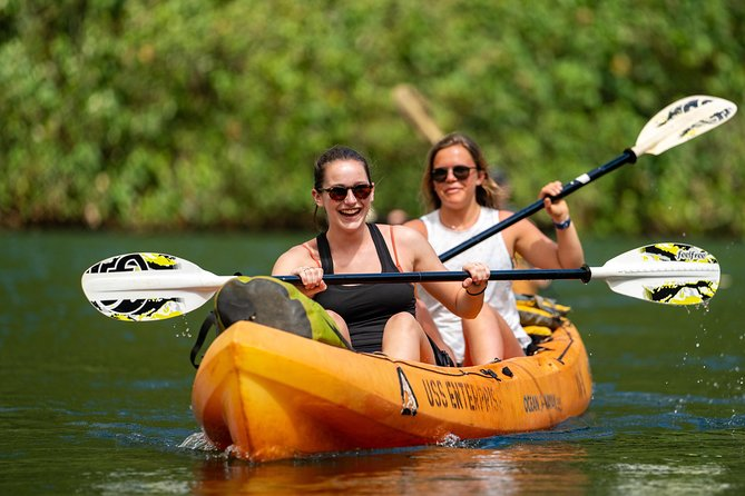 Guided Kayak Adventure on the Wailua River photo 2