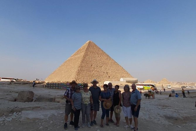 Lite Tour Cairo - Pyramids and The Egyptian Museum photo 13