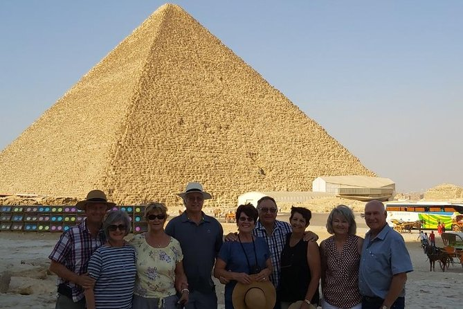 Private Tour - Giza Pyramids, Memphis and Sakkara Tour photo 7