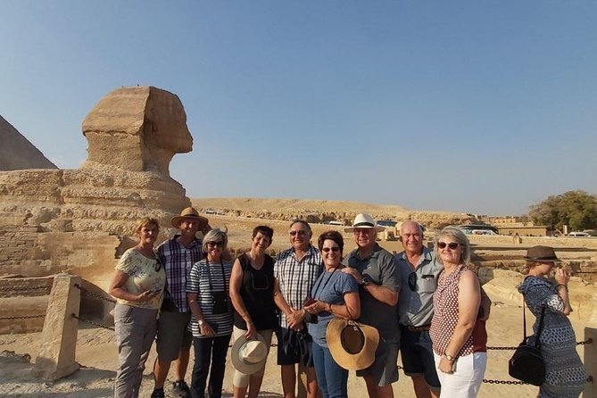 Lite Tour Cairo - Pyramids and The Egyptian Museum photo 8