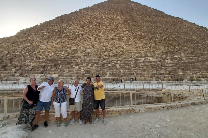 Private Tour - Giza Pyramids, Memphis and Sakkara Tour photo 12