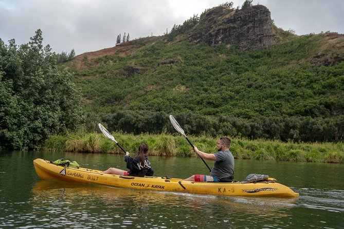 Guided Kayak Adventure on the Wailua River photo 4