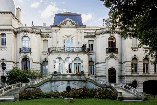Av. Alvear splendor and its Palaces Tour, español & english, AANBA Buenos Aires