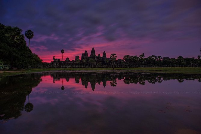 2-Day Tour to Angkor Wat with Small Circuit & Kulen Waterfall Mount photo 2