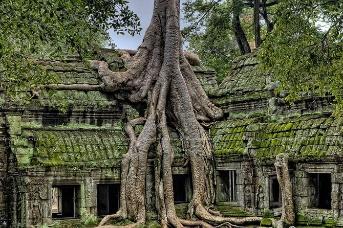 2-Day Tour to Angkor Wat with Small Circuit & Kulen Waterfall Mount photo 4