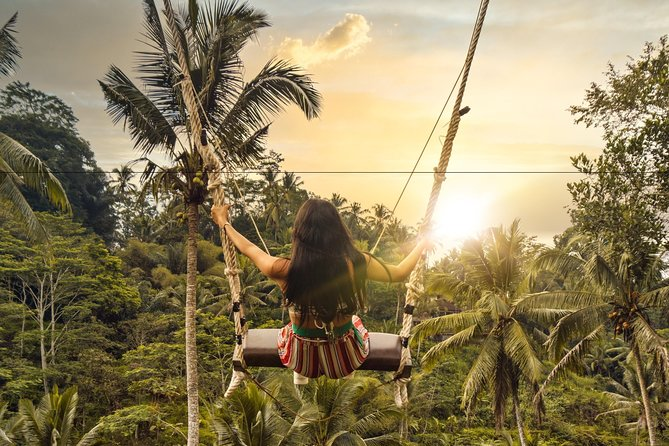 The Charm of East Bali - Cepung Waterfall, Penglipuran Village, and Jungle Swing