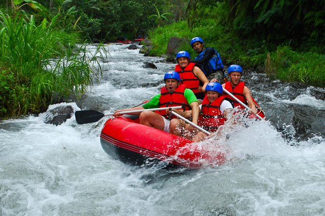 Bali Rafting at Telaga Waja River and Free Hotel Transfer