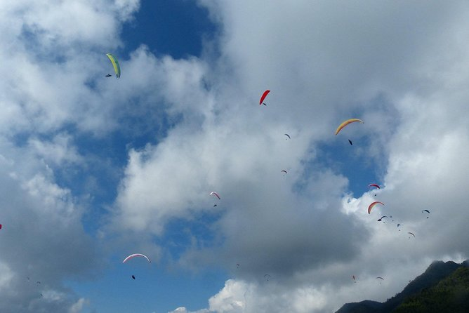 Paragliding with Experienced Pilot