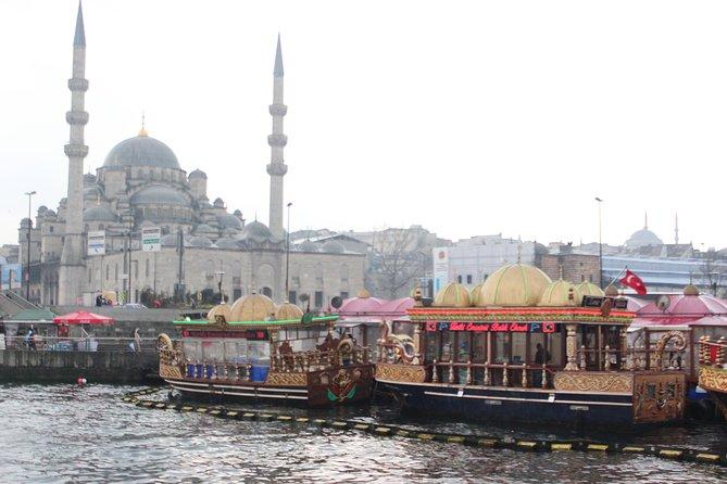 Chora Museum&Bosphorus Cruise Tour
