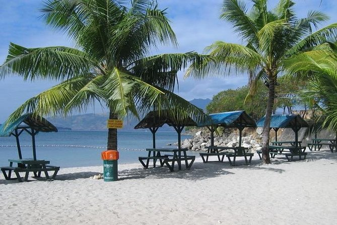 Beach resort tour about 3 hours from Manila