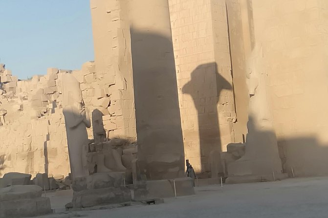 Luxor East bank half day tour photo 4