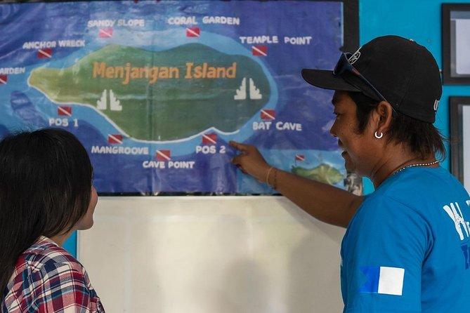 Snorkeling to Menjangan Island