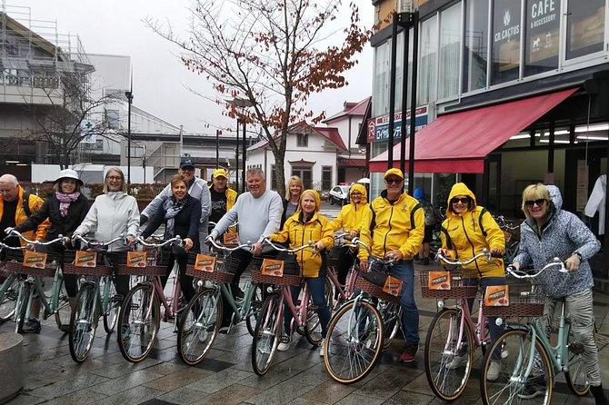 Local guides guide you! Karuizawa pottering tour