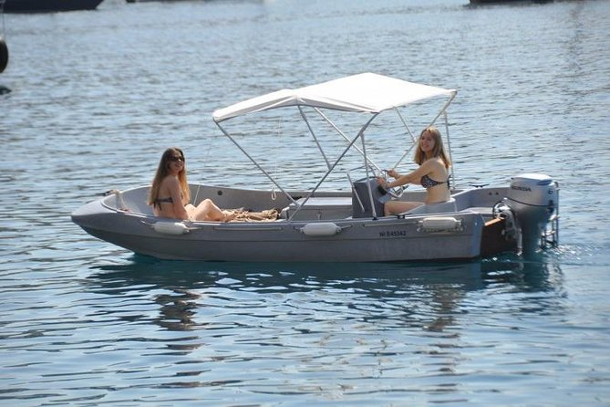 Rent a Self Drive Boat - Full Day [No License Required] photo 3