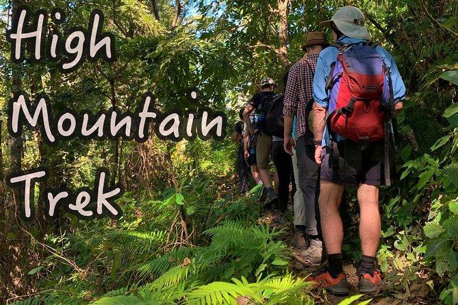 High Mountain Day Trek