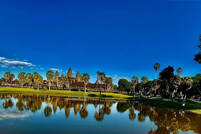 Half Day - Angkor Wat Sunrise ,Bayon, Ta Promh With English Tour Guide photo 2