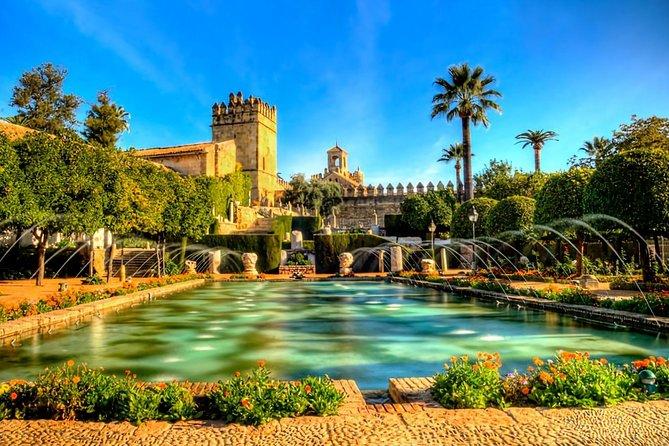 Guided visit Alcazar Reyes Cristianos de Córdoba
