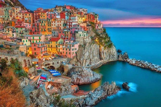 Private excursion to the Cinque Terre from La Spezia
