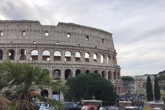 VIP Private Guided Rome Tour (5hrs) including Colosseum with skip-line-tickets