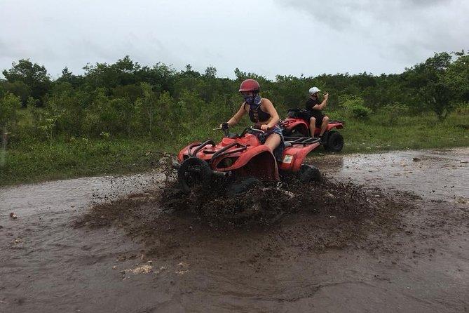 ATV Offroad Adventure through the Jungle
