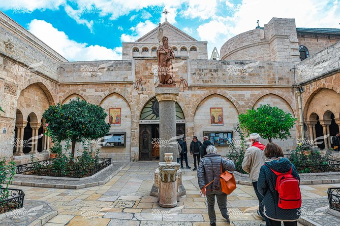 Christmas Eve in Bethlehem Tour (and Jerusalem) – Midnight Mas from Tlv/Jlm