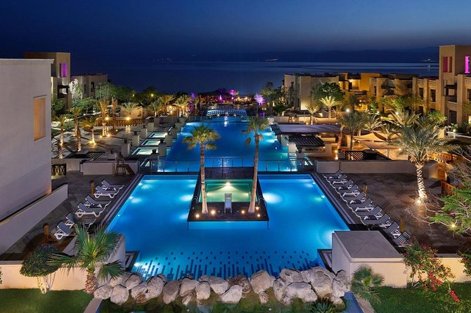 Day use with Lunch at Dead Sea (5 stars resort) Private transportation