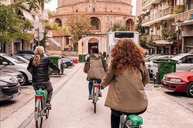 Thessaloniki: Highlight bike tour