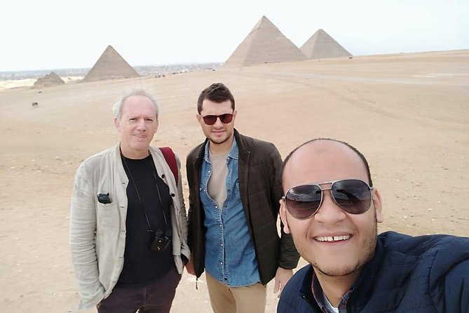 Giza pyramids ,sphinx& shopping tours from Cairo Giza hotel with expert guide photo 1